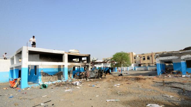 MSF evacua a su personal de seis hospitales de Yemen tras el último bombardeo