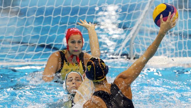 España acaba quinta en la competición