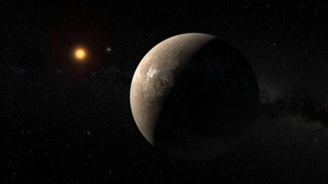 Descubren una Tierra en la estrella más cercana