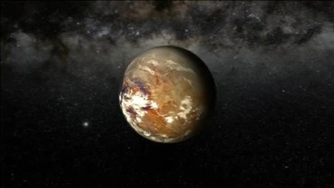 'Próxima B', el posible gemelo de la Tierra
