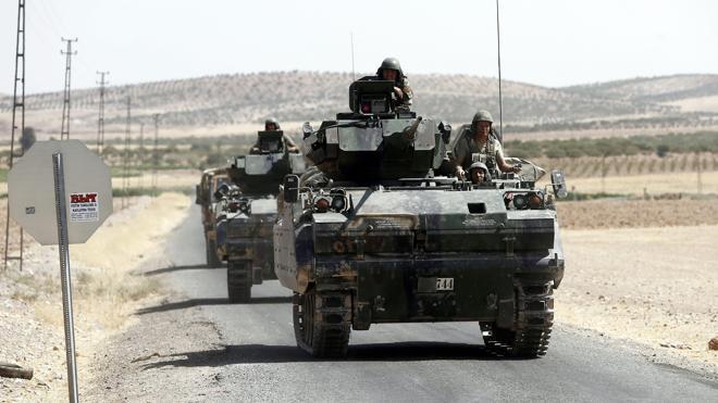 Turquía y las fuerzas kurdas en Siria acuerdan detener los choques