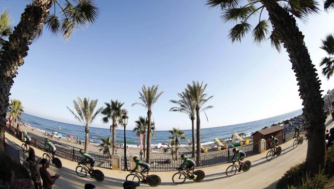 La Vuelta saldrá en 2017 de la ciudad francesa de Nimes