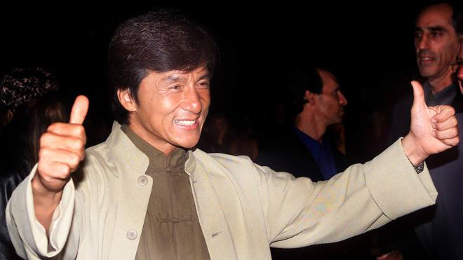 Jackie Chan recibirá el Oscar honorífico
