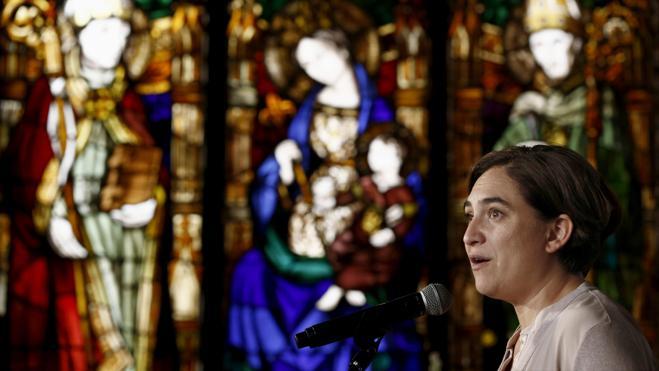 Ada Colau acudirá a Galicia durante la campaña
