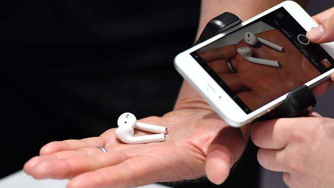 iPhone 7: resistente al agua, sin entrada para cascos y con cámara dual