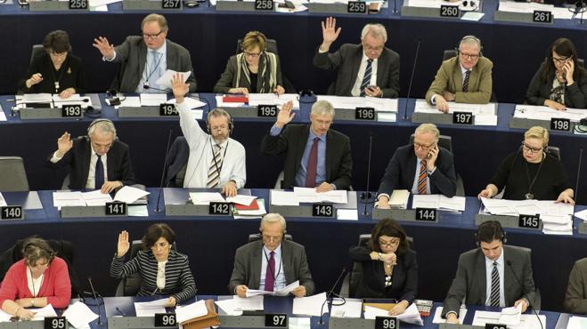 La Eurocámara da el primer paso para la ratificación del Acuerdo del Clima de París