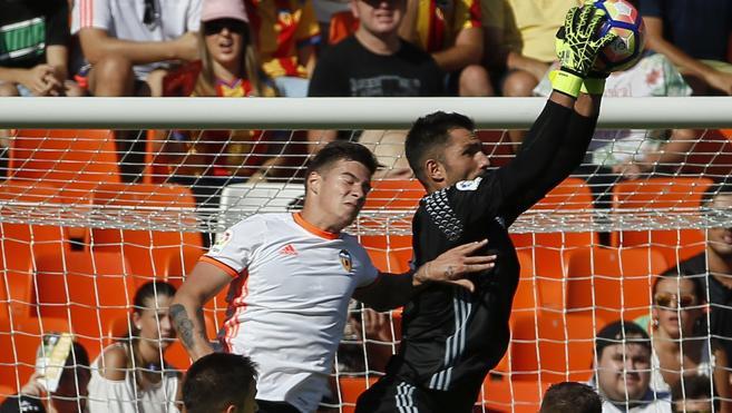 Rubén Castro apuntilla al Valencia