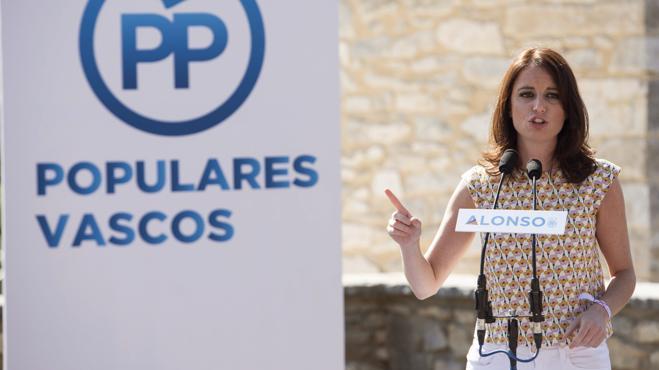 Levy: «El voto al PP en Euskadi es un voto para desbloquear España»