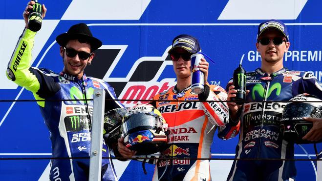 La tensión entre Rossi y Lorenzo vuelve a la primera plana