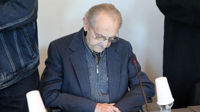 Alemania juzga a un exenfermero de Auschwitz de 95 años