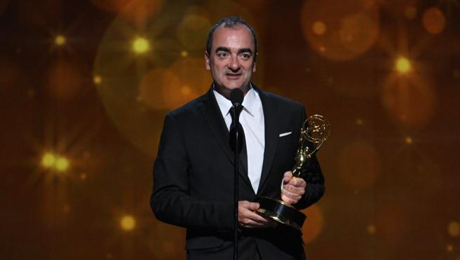 Víctor Reyes triunfa en los Emmy