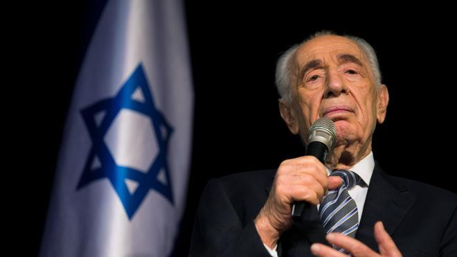 Hospitalizado el expresidente israelí y Nobel de la Paz Shimon Peres