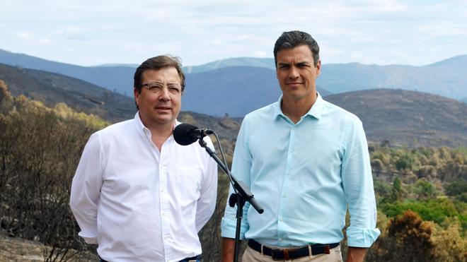 Campaña 'tuitera' en defensa de Fernández Vara
