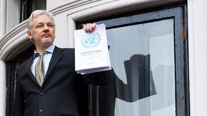 Las fechas clave en el procedimiento legal contra Assange