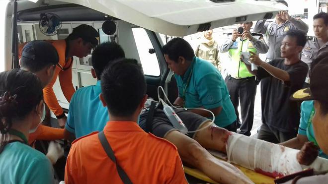 Margallo confirma la muerte de una española y tres heridos en el accidente de Bali