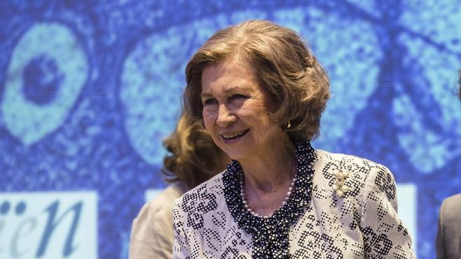 Una universidad de EE UU vuelve a proponer a la reina Sofía para el Premio Nobel de la Paz