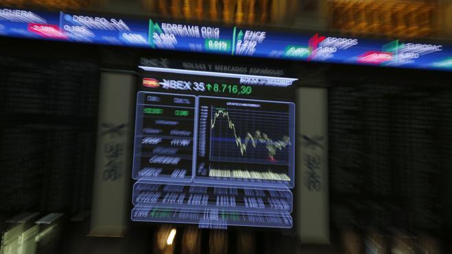 La Fed acerca al Ibex-35 a los 9.000 puntos