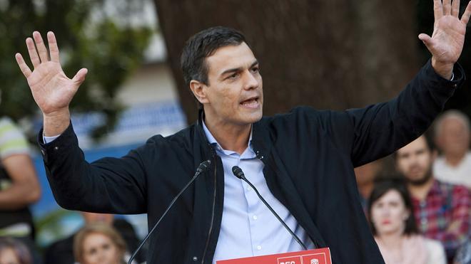 Desconcierto entre los barones ante el plan de Sánchez de hacer el congreso del PSOE en diciembre