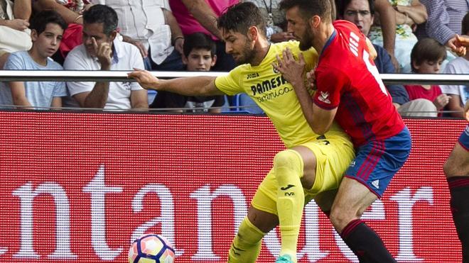 El Villarreal crece a costa de Osasuna
