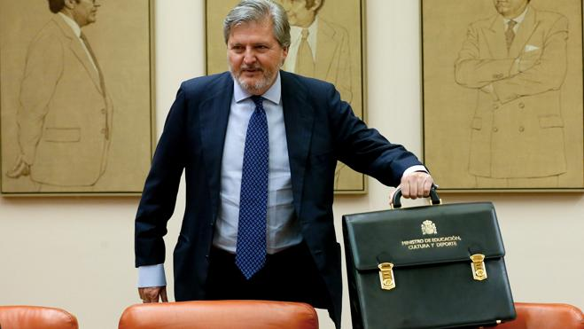 Méndez de Vigo, dispuesto a «darle una vuelta» a la reválida de la ESO