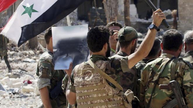 Ban Ki Moon: «Lo que está ocurriendo en Alepo es peor que un matadero»