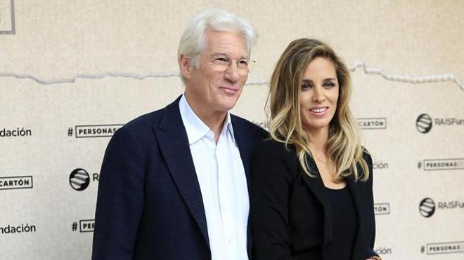Alejandra Silva: «¿Un hijo con Richard Gere? Quién sabe...»
