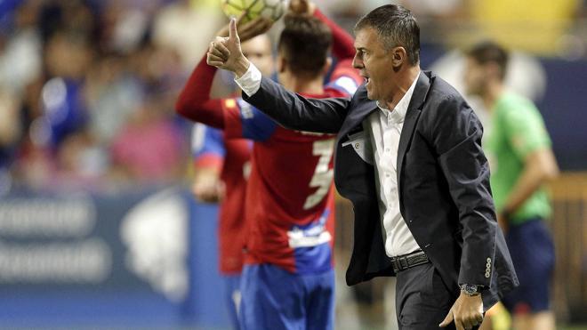 Lucas Alcaraz, nuevo entrenador del Granada