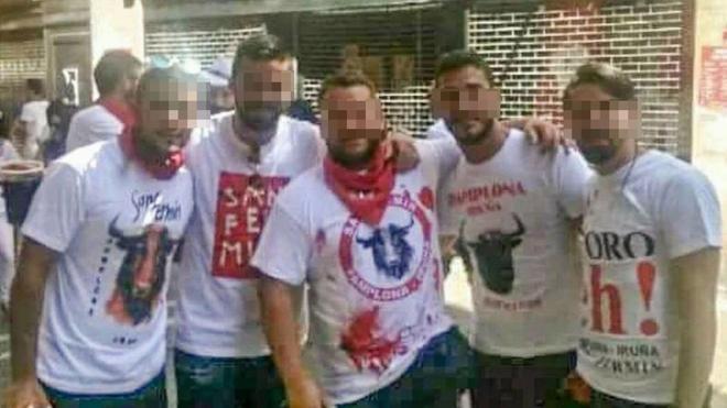 Acusan a cuatro de los presuntos violadores de Sanfermines de otra realizada en Córdoba