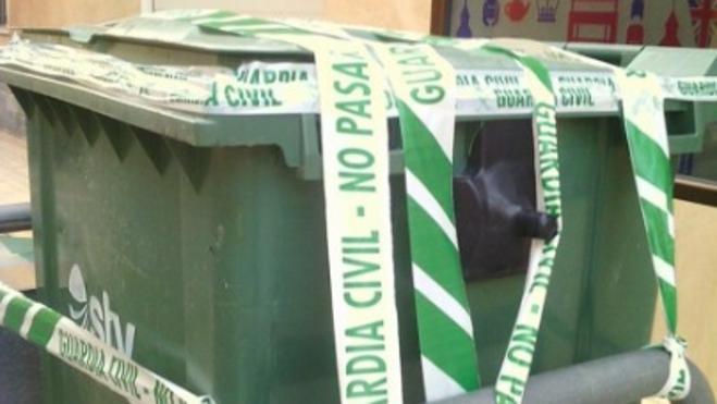 Detenida la madre del recién nacido hallado muerto en un contenedor