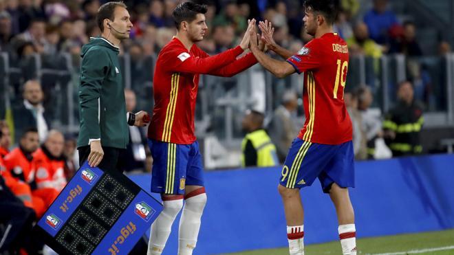 España sigue sin culminar el buen juego