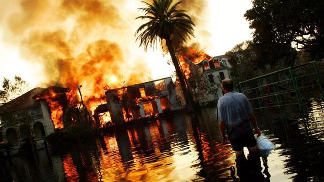 Los huracanes más devastadores en América