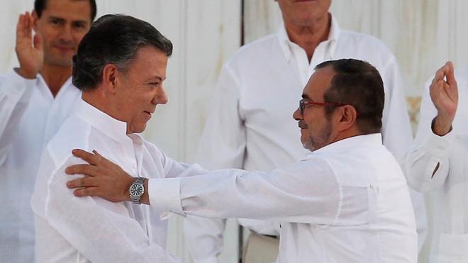 La ONU espera que el galardón a Santos dé un gran empuje al proceso de paz en Colombia