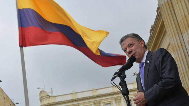 Santos dona el dinero del Nobel a las víctimas del conflicto colombiano
