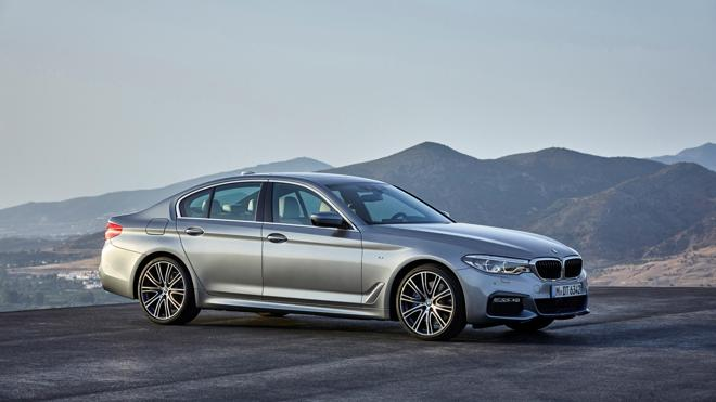 BMW Serie 5, clase «business»