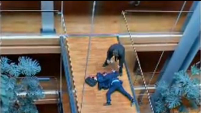 El eurodiputado del UKIP herido tras una pelea con un compañero abandona el partido