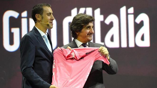 El Giro del centenario, un homenaje a campeones