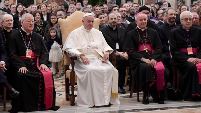 El papa Francisco afirma que Lutero llevó la Biblia al pueblo
