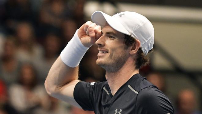 Andy Murray gana en Viena y está más cerca que nunca del número uno