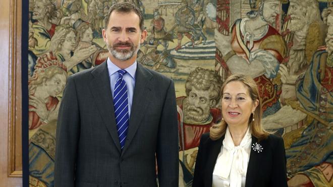 El Rey firma el Real Decreto que nombra a Rajoy presidente del Gobierno