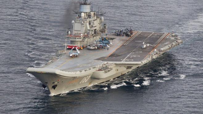 Moscú acusa a la OTAN de equivocarse de enemigo al impedir a la flota rusa recalar en Ceuta