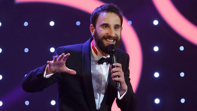 Dani Rovira presentará por tercera vez consecutiva los Premios Goya