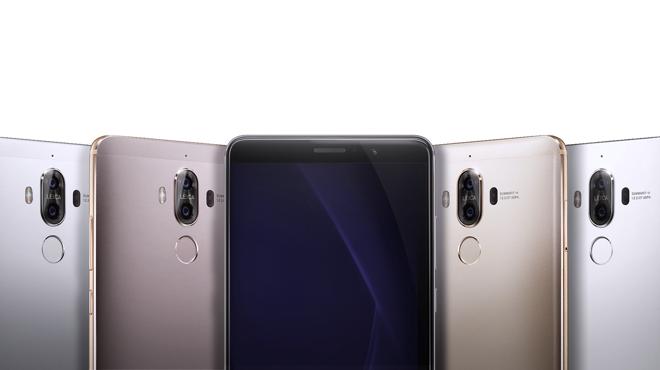 El nuevo Huawei Mate 9 pisa los talones a Apple y Samsung