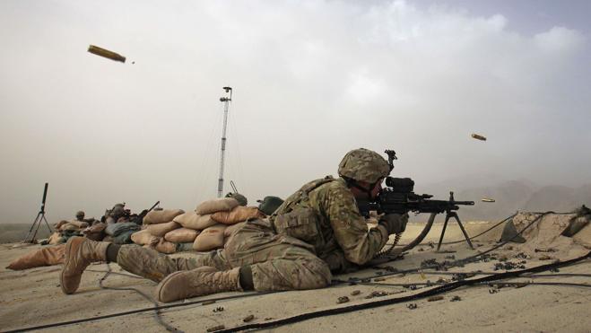 Mueren dos soldados estadounidenses en una operación de la OTAN en Afganistán