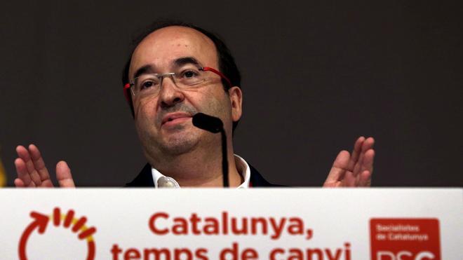 Iceta reclama el Congreso del PSOE cuanto antes: «Las gestoras son para tiempos breves»