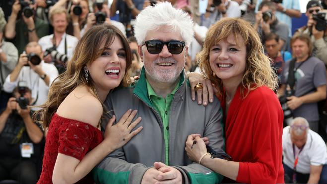 Almodóvar logra tres nominaciones en los Premios de Cine Europeo por 'Julieta'