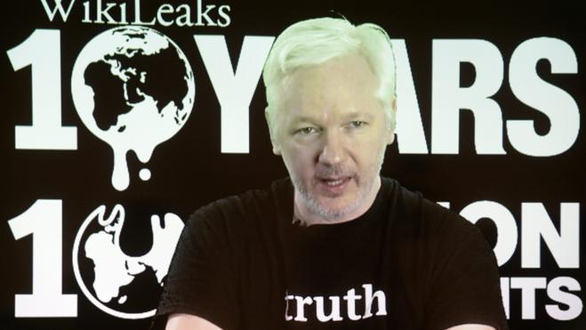 Assange será interrogado en Londres la próxima semana