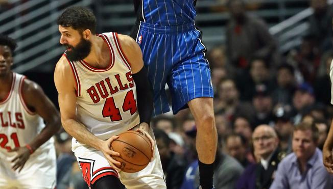 Mirotic y los Bulls superan a los Magic de Ibaka