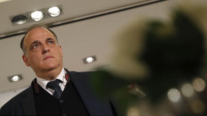 Tebas: «Cardenal ha sido el mejor secretario de Estado de la historia»