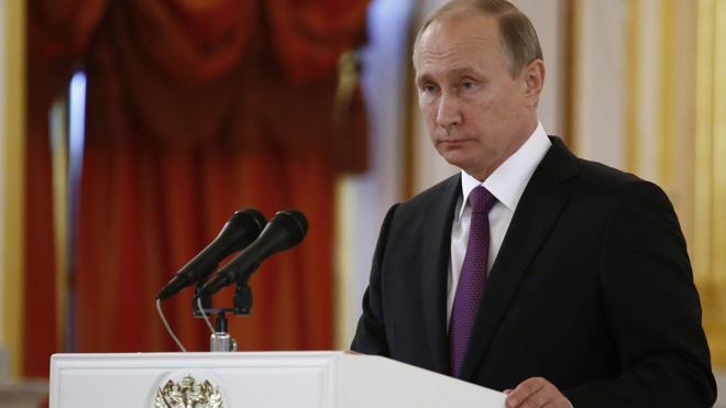 Putin se erige en ideólogo mundial del nacionalismo aislacionista