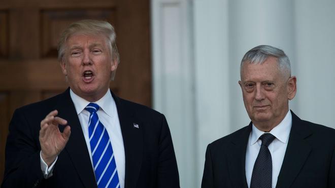 'Perro Loco' Mattis y Mitt Romney, bien situados para quedarse con Defensa y Estado